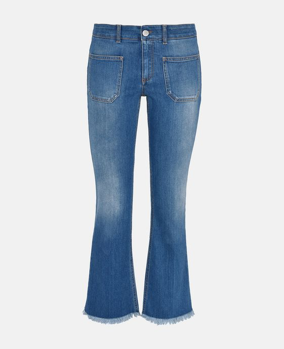Classic Blue Skinny Kick Jeans