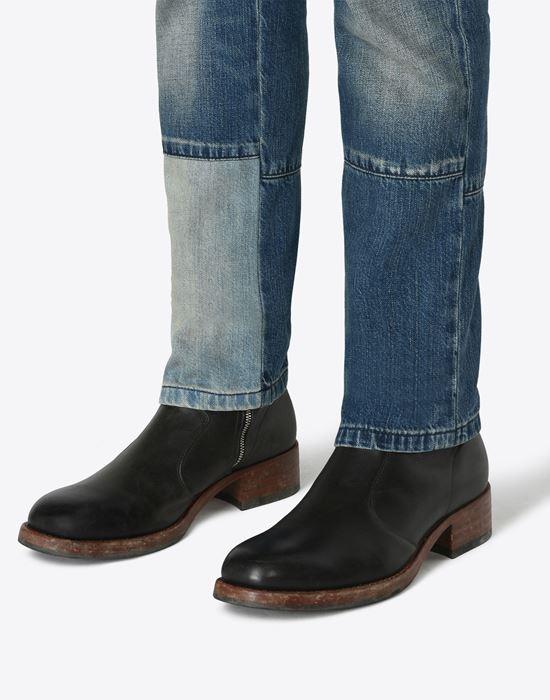 MAISON MARGIELA 10 Deconstructed jeans Jeans U a