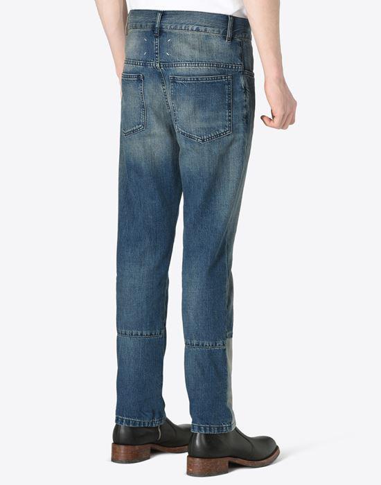 MAISON MARGIELA 10 Deconstructed jeans Jeans U e