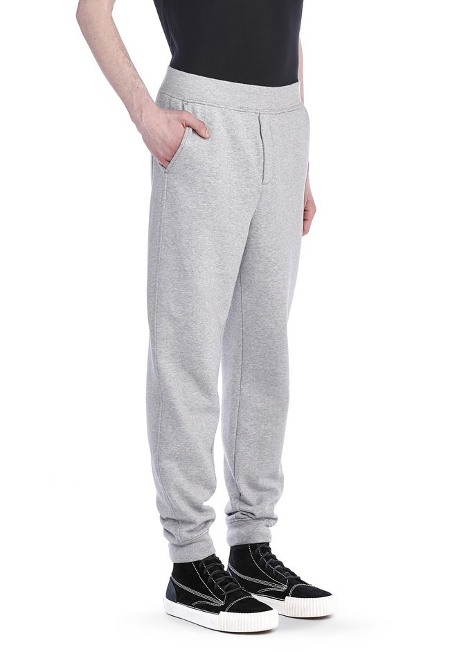 T by ALEXANDER WANG PANTS Men VINTAGE FLEECE SWEATPANTS