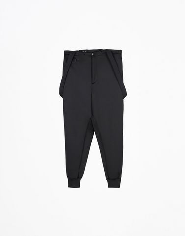 Y-3 SPACER SUSPENDER PANT PANTS man Y-3 adidas