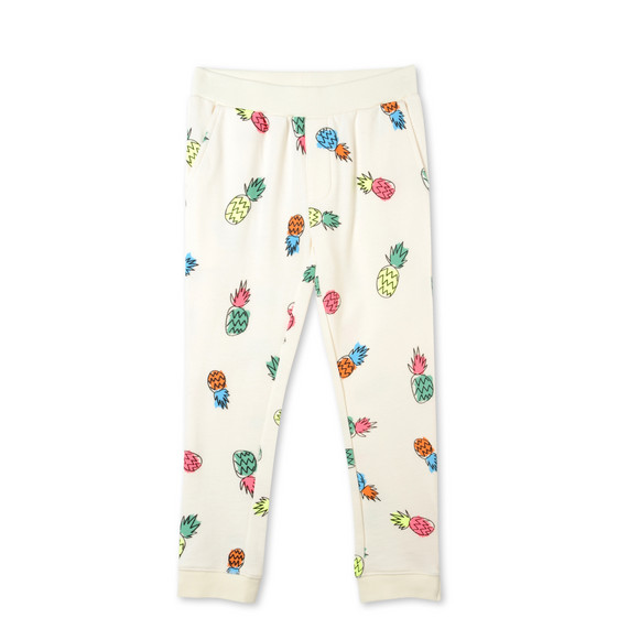 Pineapple Print Zoey Trousers