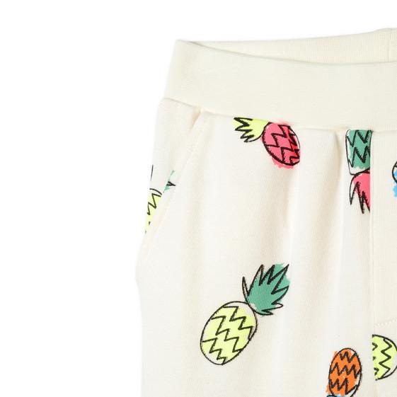 Pineapple Print Zoey Pants