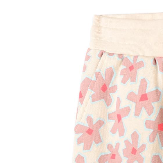 Pantalon Emilie rose