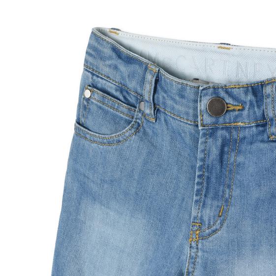 Denim Moses Shorts