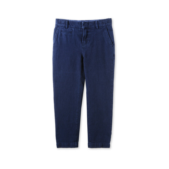 Blue Fitz Trousers