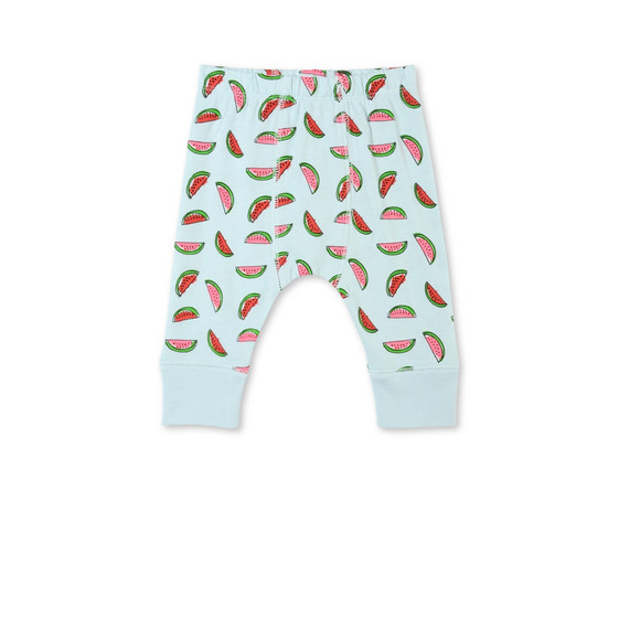 Watermelon Print Macy Trousers