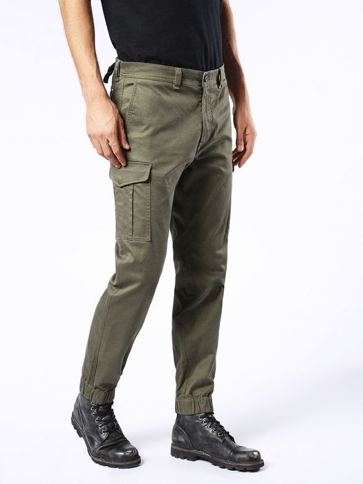 DIESEL CHI-UNITED Pants U e
