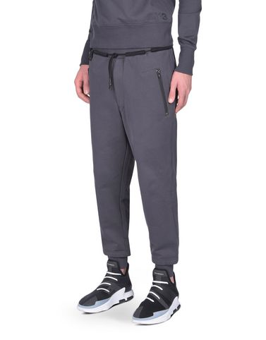 Y-3 BRANDED FT PANT PANTS man Y-3 adidas