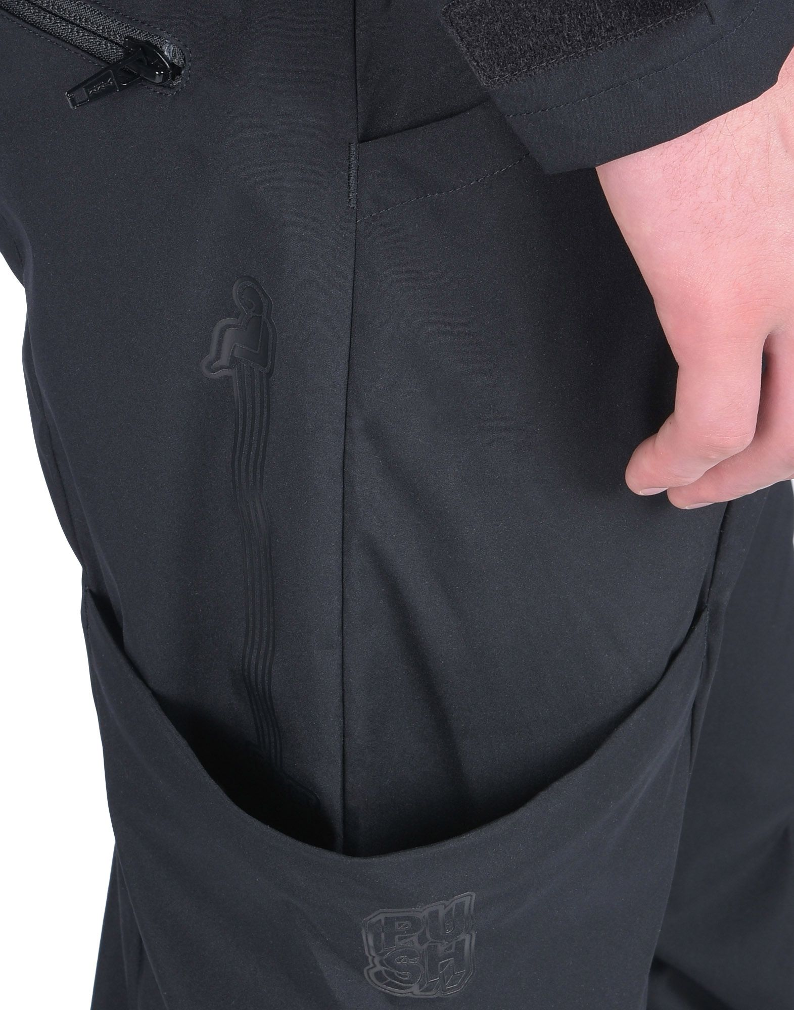 Y-3 Y-3 MINIMALIST PANT Casual trouser Man a