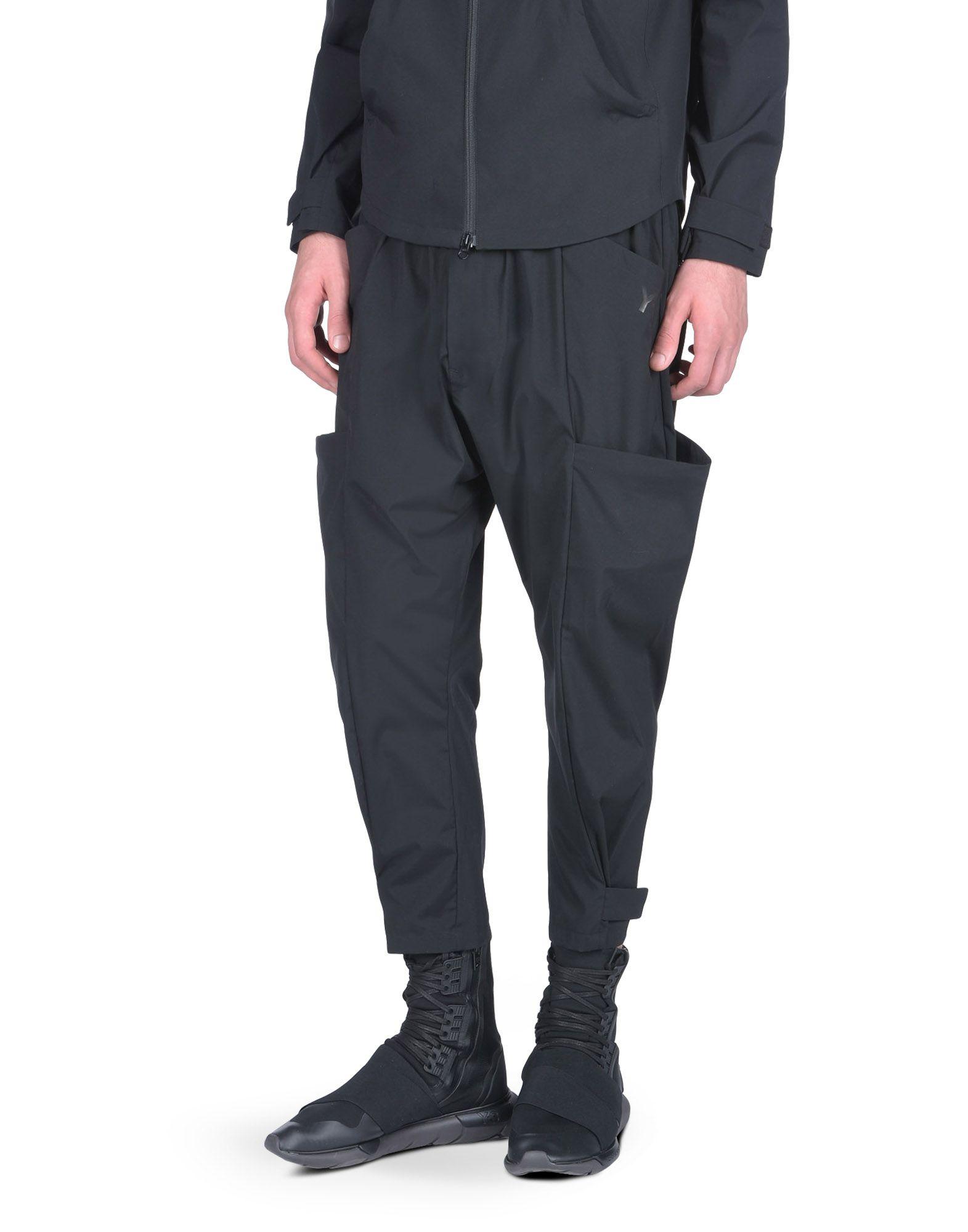 Y-3 Y-3 MINIMALIST PANT Casual trouser Man r