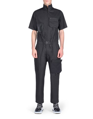 Y-3 MILITARY JUMPSUIT PANTS man Y-3 adidas