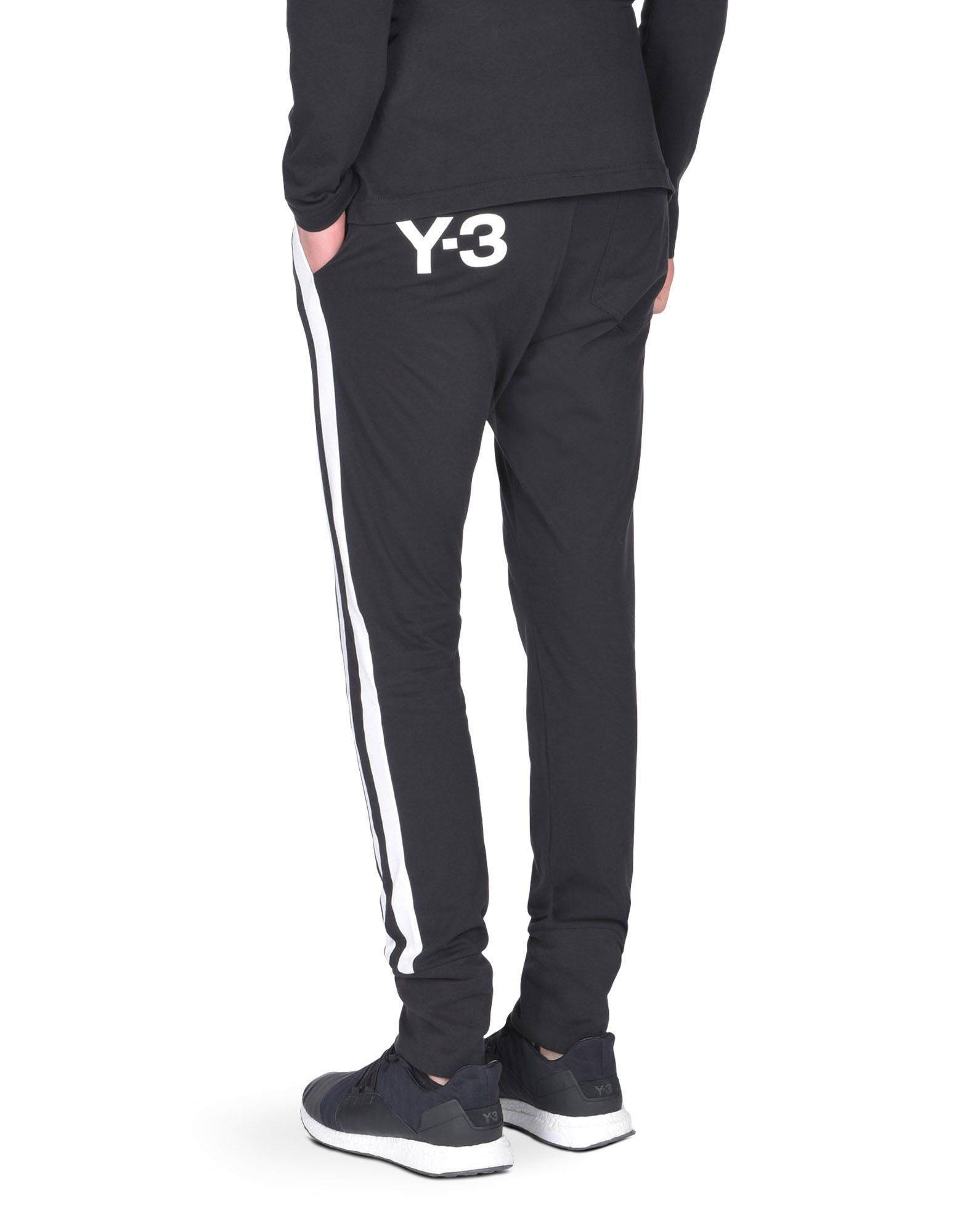 ... Y-3 Y-3 3-STRIPES PANT Casual pants Man e ... dbe26a59fa14