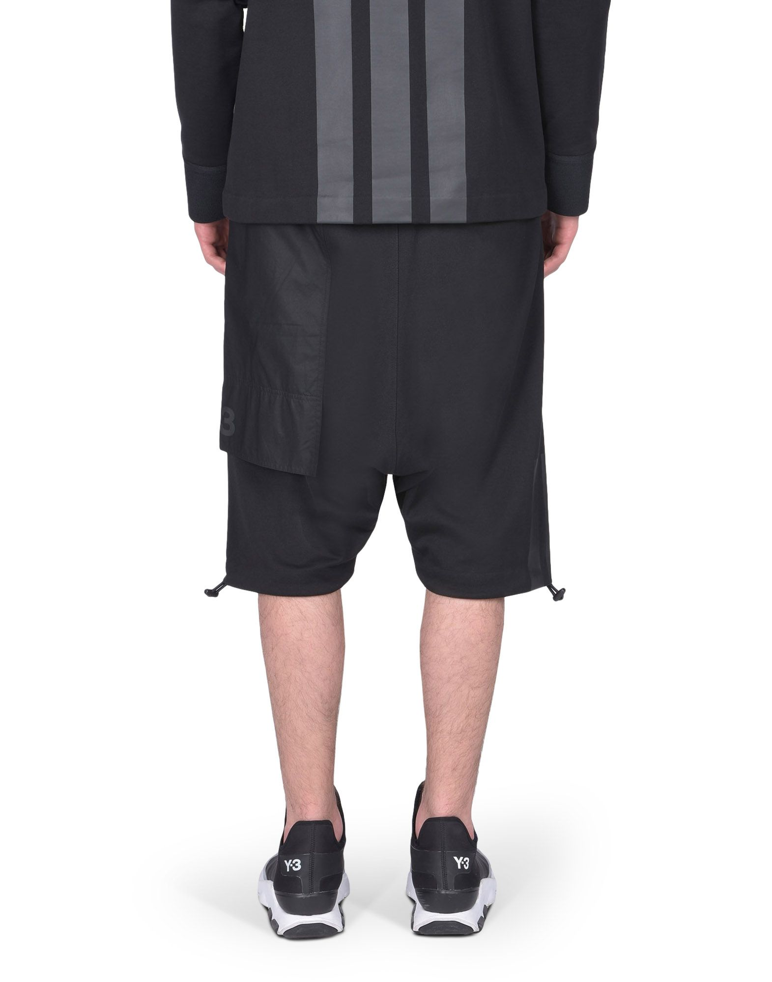 Y 3 FT SHORT PANTS man Y 3 adidas