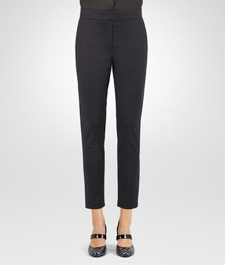 PANT IN DARK NAVY COTTON