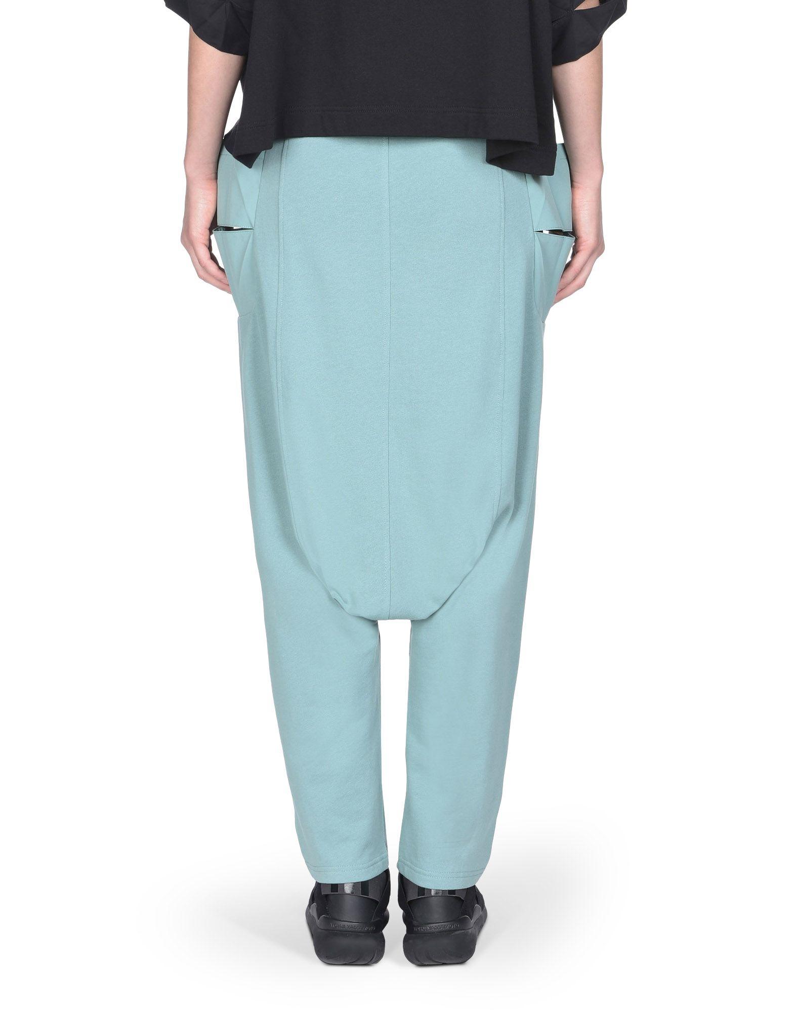 Y-3 FUTURE CRAFT SAROUEL PANTS woman Y-3 adidas
