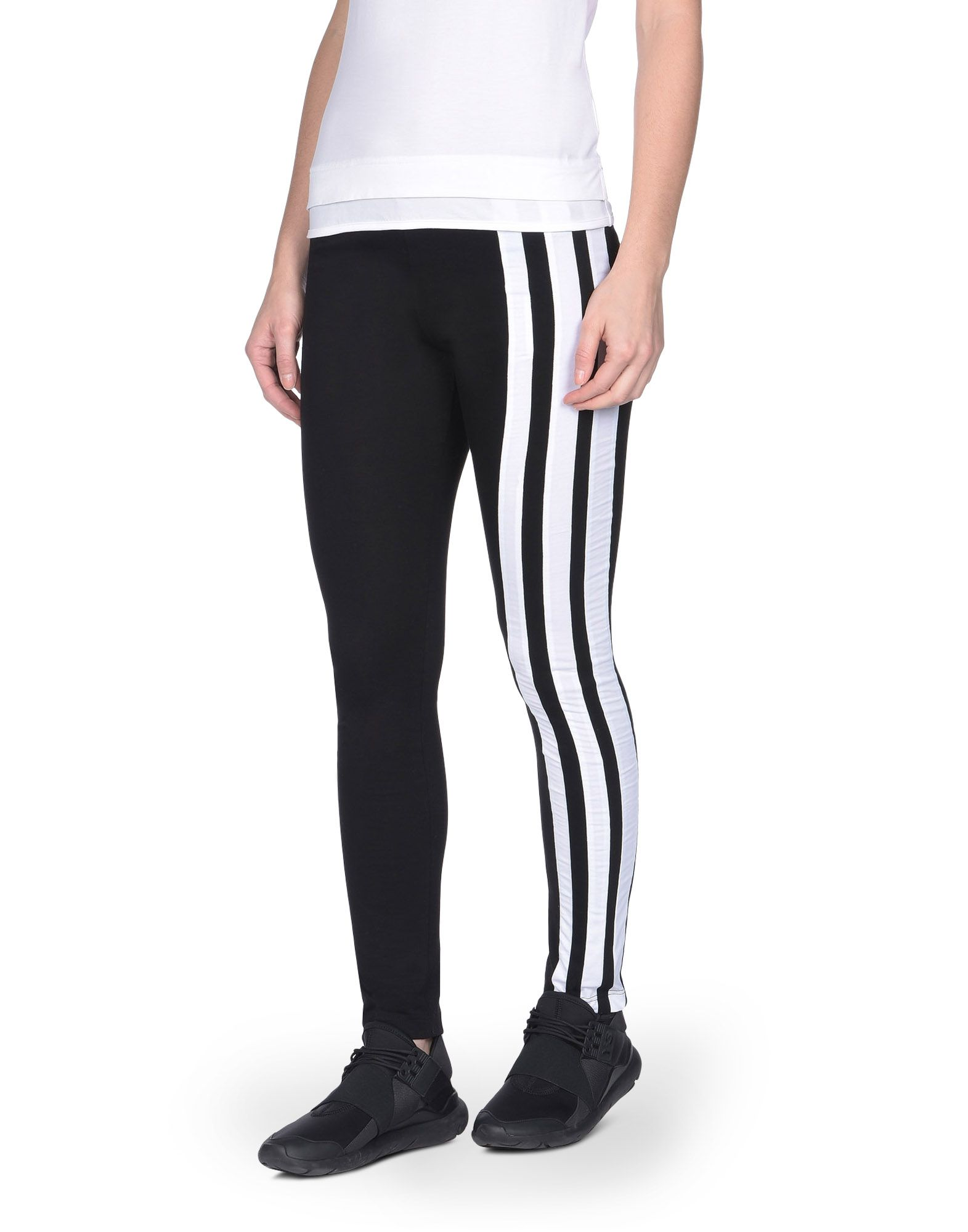 Y-3 LIGHT TRACK TIGHT PANTS woman Y-3 adidas
