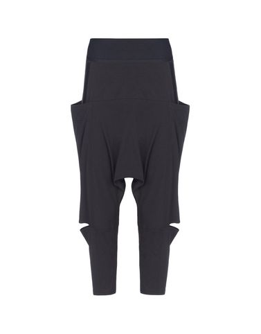 Y-3 JERSEY SAROUEL PANT TROUSERS woman Y-3 adidas