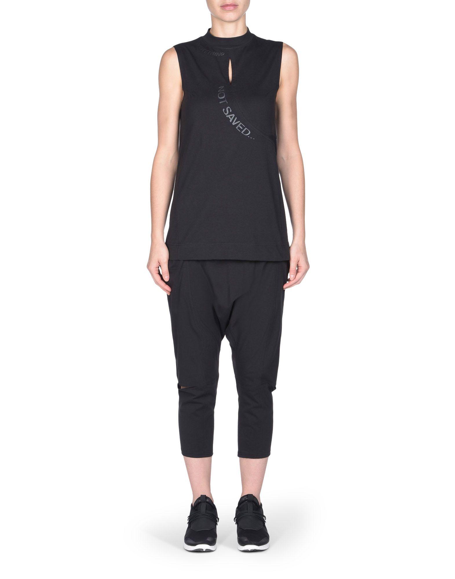 Y-3 JERSEY SAROUEL PANT PANTS woman Y-3 adidas