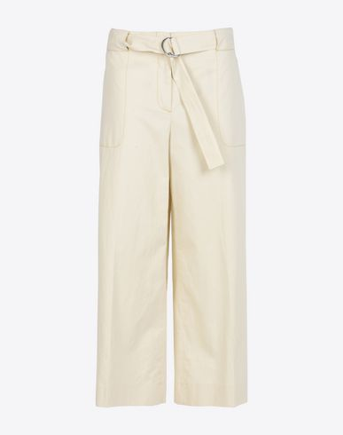 MAISON MARGIELA 1 Cropped pants with extra-wide legs Casual pants D f