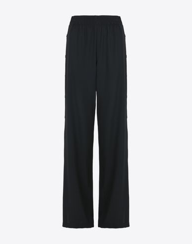 MAISON MARGIELA 1 Casual pants D Fluid trousers with elastic band f