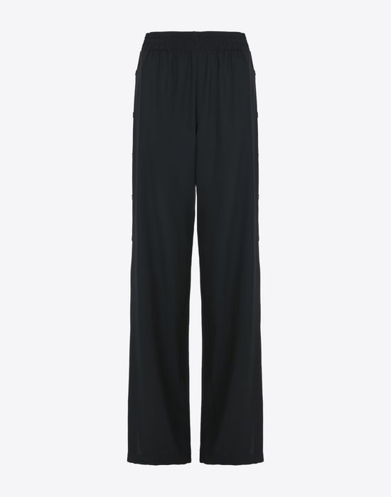 MAISON MARGIELA 1 Fluid trousers with elastic band Casual pants D f