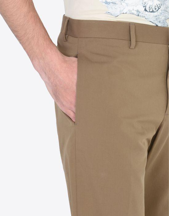 MAISON MARGIELA 14 Super light gabardine slim fit trousers Casual pants U a