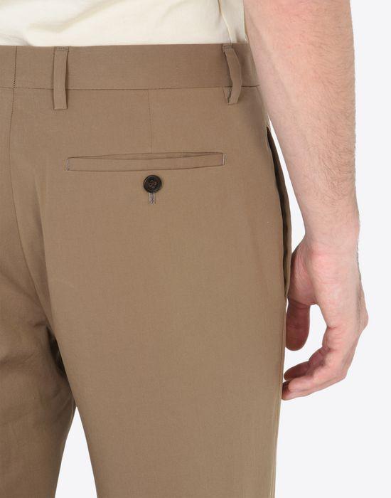 MAISON MARGIELA 14 Super light gabardine slim fit trousers Casual pants U b
