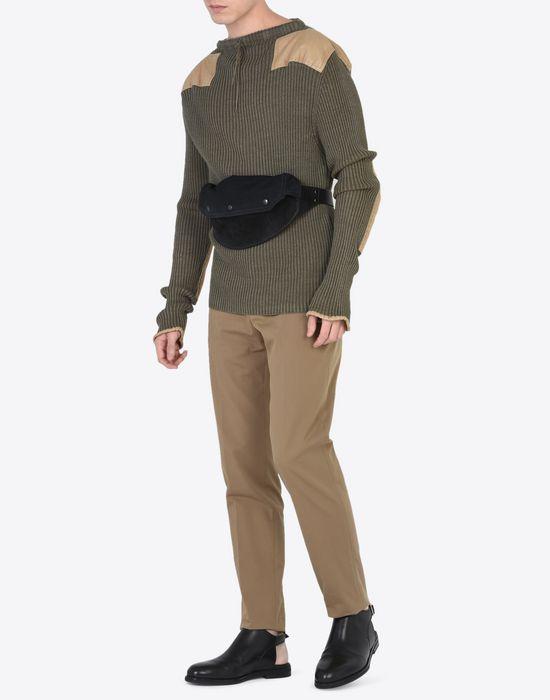 MAISON MARGIELA 14 Super light gabardine slim fit trousers Casual pants U d