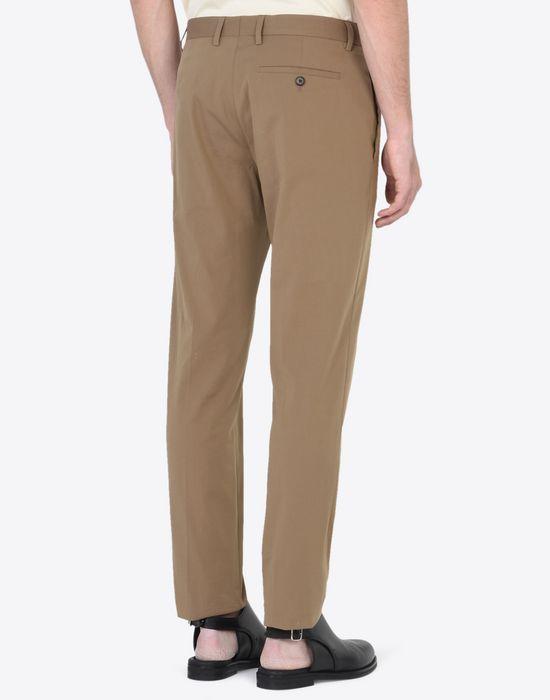 MAISON MARGIELA 14 Super light gabardine slim fit trousers Casual pants U e