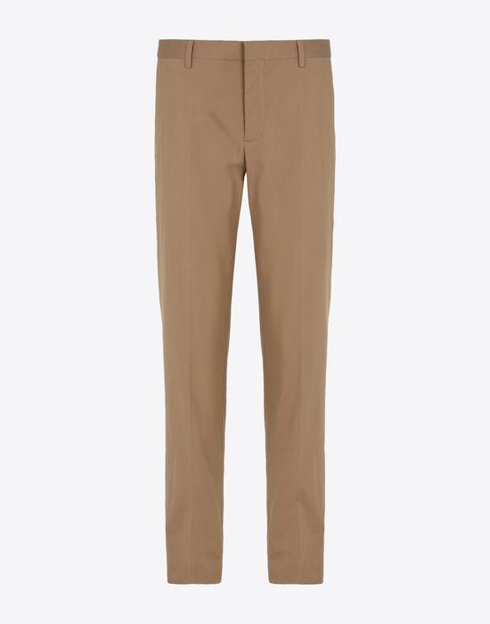 MAISON MARGIELA 14 Super light gabardine slim fit trousers Casual pants U f