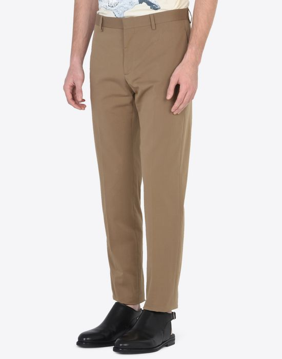 MAISON MARGIELA 14 Super light gabardine slim fit trousers Casual pants U r