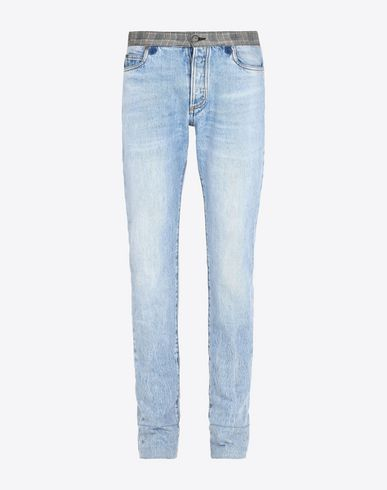 MAISON MARGIELA 10 Jeans U 'Re-edition' denim trousers f