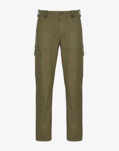 MAISON MARGIELA 10 Casual pants U Slim cotton chino f