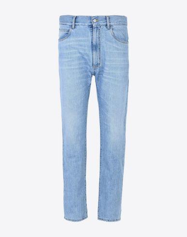 MAISON MARGIELA Jeans U Vintage wash high-waisted jeans f