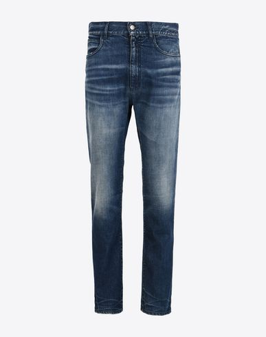 MAISON MARGIELA High-waisted jeans Jeans U f