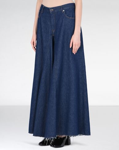 MM6 by MAISON MARGIELA Jeans D Extra wide-leg jeans f