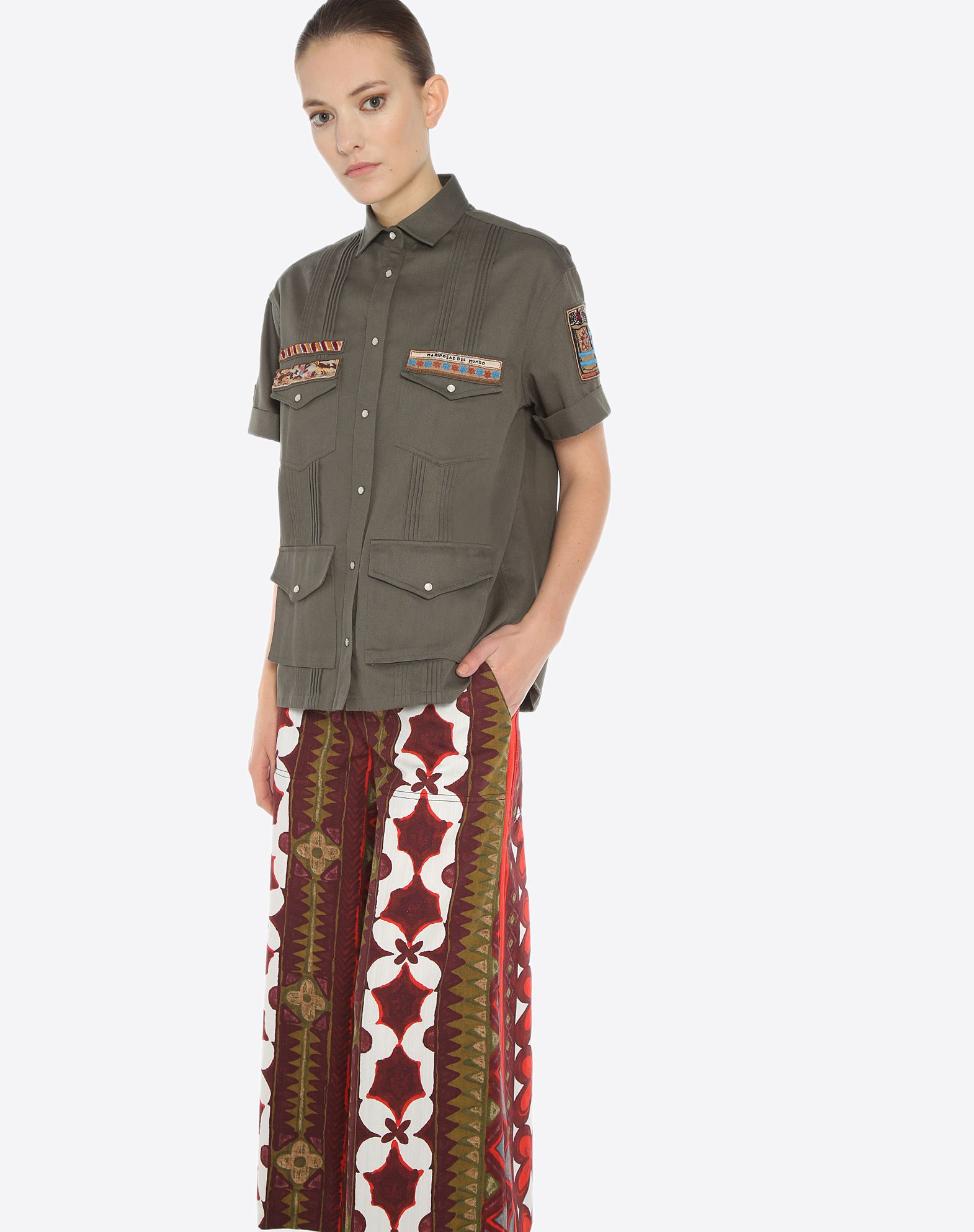 VALENTINO MB3RB165316 M12 Pants D a