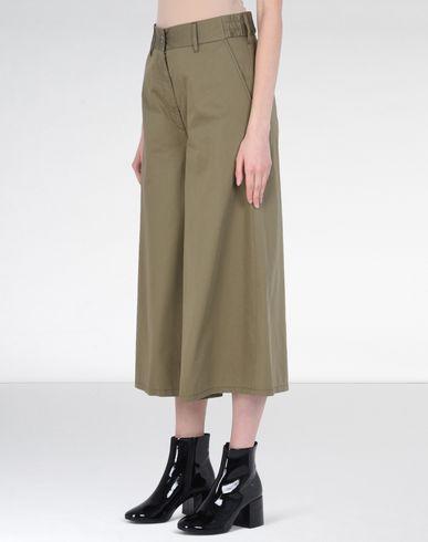 MM6 by MAISON MARGIELA Pantalon D Pantacourt en coton lavé f