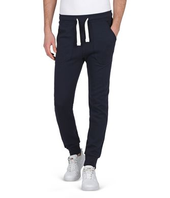 NAPAPIJRI MORGAN MAN SWEATPANTS,DARK BLUE