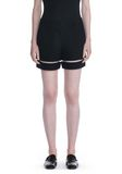 ALEXANDER WANG HIGH WAISTED SHORTS WITH FISHLINE TRIM SHORTS Adult 8_n_d