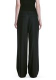ALEXANDER WANG EXOTIC DANCER SINGLE PLEAT WOOL PANTS  PANTS Adult 8_n_a
