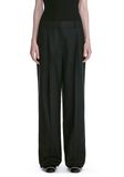 ALEXANDER WANG EXOTIC DANCER SINGLE PLEAT WOOL PANTS  PANTS Adult 8_n_d