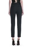 ALEXANDER WANG HIGH WAISTED TAILORED PANTS WITH ZIP POCKETS PANTS Adult 8_n_a