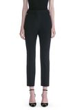 ALEXANDER WANG HIGH WAISTED TAILORED PANTS WITH ZIP POCKETS PANTS Adult 8_n_d