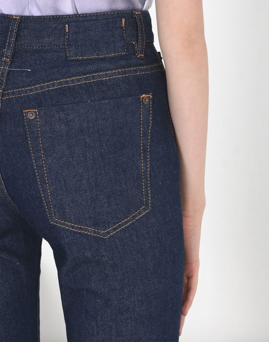 MM6 MAISON MARGIELA Cropped flare jeans Jeans [*** pickupInStoreShipping_info ***] a