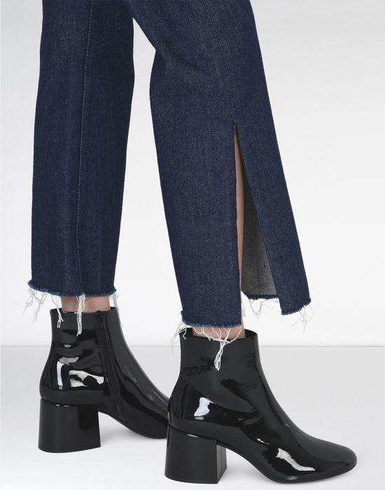 MM6 MAISON MARGIELA Cropped flare jeans Jeans [*** pickupInStoreShipping_info ***] e