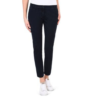 NAPAPIJRI MERIDIAN WOMAN CHINO TROUSERS,DELTA