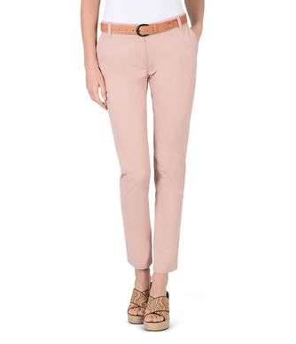 NAPAPIJRI MERIDIAN WOMAN CHINO TROUSERS,LIGHT PINK