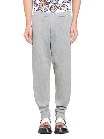 Marni Drawstring pants in cotton Man